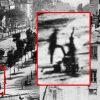 Первое изображение людей на фотоснимке появилось случайно