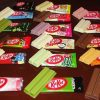 Японцы знают о 200 сортах шоколада Кит-Кэт