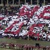 Как болельщики Йельского университета подшутили над болельщиками Гарварда