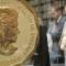 Золотая монета номиналом миллион долларов
