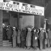 Во времена Великой Депрессии гангстер Аль Капоне кормил бедных в Чикаго бесплатными обедами