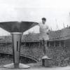 Поддельная факельная эстафета на Олимпийских играх 1956 года
